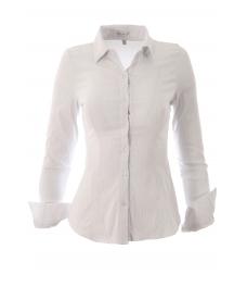 Дамска риза  0111 бяла