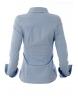 Дамска риза  0111 светло синя