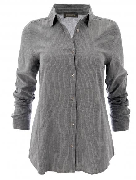 Дамска риза Анел сива