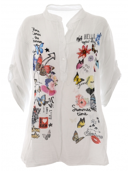 Дамска риза ВЕРОНА A-2