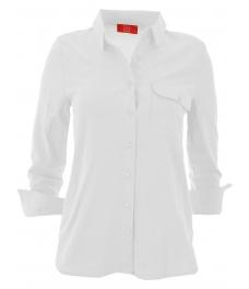 Дамска риза ЕЛЕНА бяла