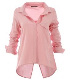 Дамска риза 1697 розова