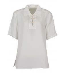 Дамска риза КАЯ бяла