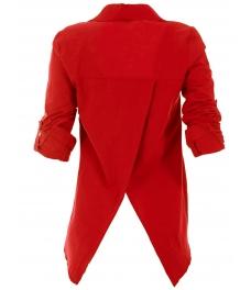 Дамска риза 1697 червена