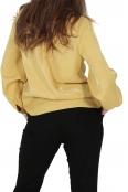 Дамска риза MH 9547 жълта