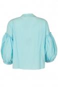 Дамска риза А-16 синя