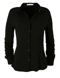 Дамска риза  0181 черна