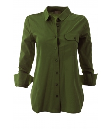 Дамска риза ЕЛЕНА зелена