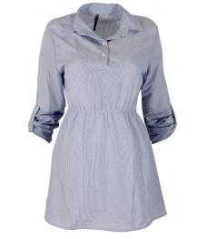 Дамска риза КАРИ  А-6 ситно райе