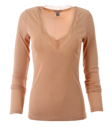 Дамска блуза КИМ пудра