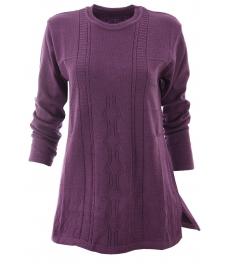 Дамска блуза АМАНДА лилава