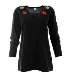 Дамска блуза АСМИНА черна