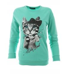 Дамска блуза Томас А-5 мента
