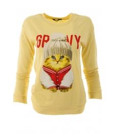 Дамска блуза Томас жълта