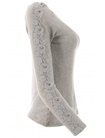 Дамска блуза с дълъг ръкав ЕРИКА  А-2