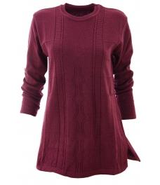 Дамска блуза АМАНДА боровинка