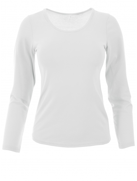 Блуза MONI бяла