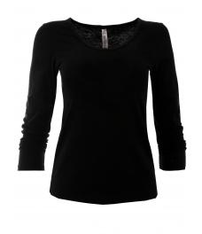 Блуза MONI черна