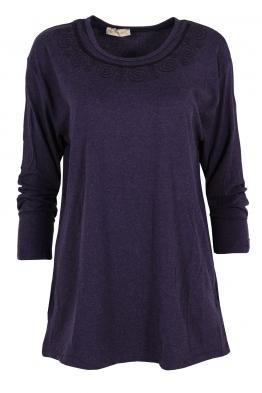 Дамска блуза ARENA лилава