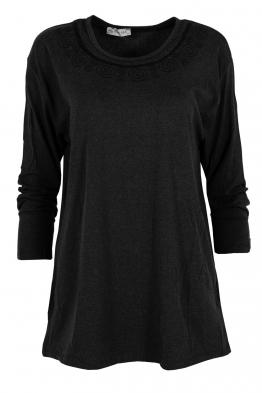 Дамска блуза ARENA черна