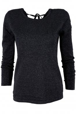 Дамска блуза XX392 тъмно синя