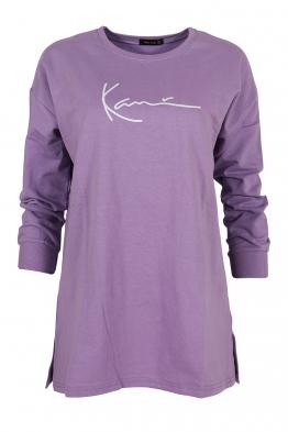 Дамска блуза BABY лилава