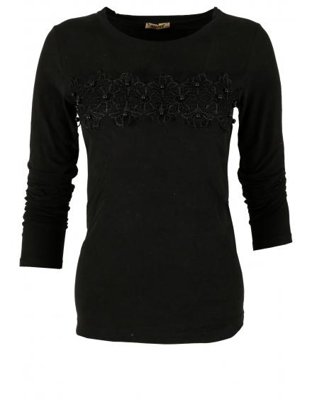 Дамска блуза с дълъг ръкав ЕРИКА  А-3
