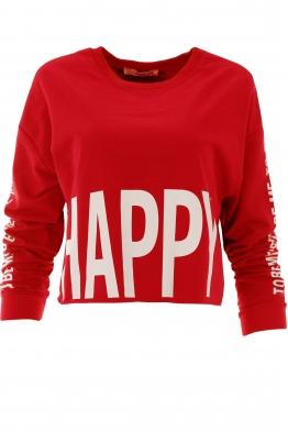 Дамска блуза HAPPY