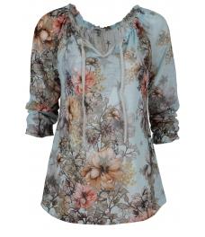 Дамска блуза SILVER STARS А-4 синя