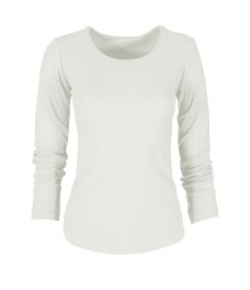 Дамска блуза ДЖИЯ бяла
