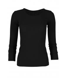 Дамска блуза ДЖИЯ черна