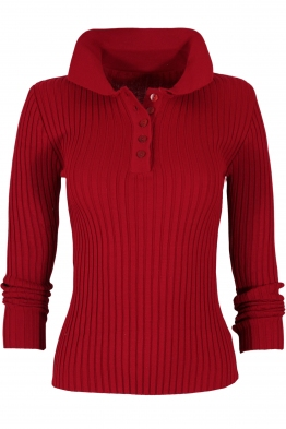 Дамска блуза ЛЕОНОР червена