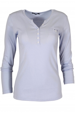 Дамска блуза ЛИАРА светло синя