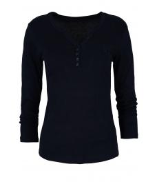 Дамска блуза ЛИАРА тъмно синя