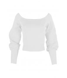Дамска блуза АЛЕХАНДРА бяла
