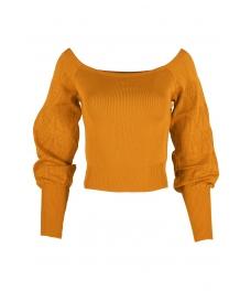 Дамска блуза АЛЕХАНДРА горчица