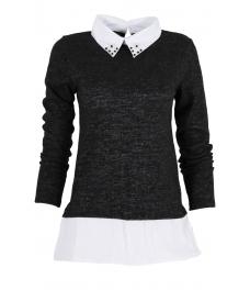 Дамска блуза Верде A-10 черна