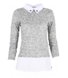 Дамска блуза Верде A-5 сива