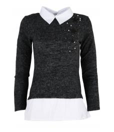 Дамска блуза Верде A-6 черна