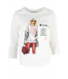 Дамска блуза МЕРИ К-1 бяла