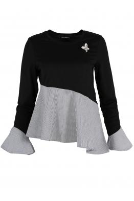 Дамска блуза НАНСИ черна