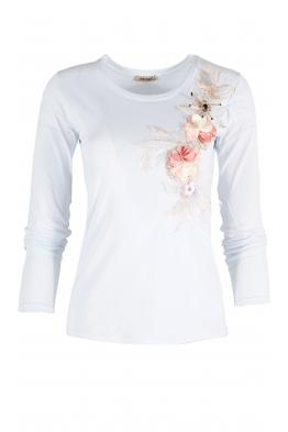 Дамска блуза RIVA A -2 бяла