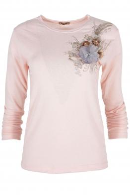 Дамска блуза RIVA B -1 розова
