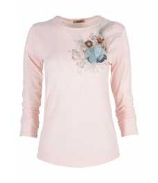 Дамска блуза RIVA C -1 розова