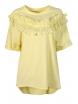 Дамска блуза ДАРА жълта