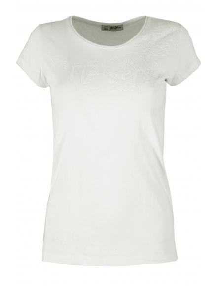 Дамска блуза ЛЕНА А-1 бяла