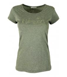 Дамска блуза ЛЕНА А-1 зелена