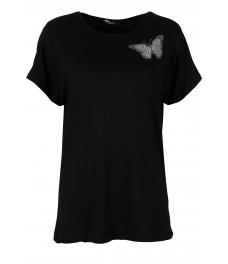 Дамска блуза BIG STAR А-1 черна