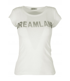 Дамска блуза DREAMLAND бяла