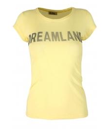 Дамска блуза DREAMLAND жълта